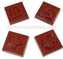 Chocolate Mould RA15138 - Mangharam Chocolate Solutions