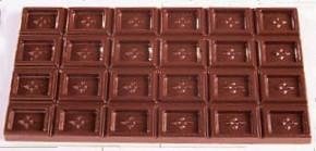 Chocolate Mould RA1643 - Mangharam Chocolate Solutions