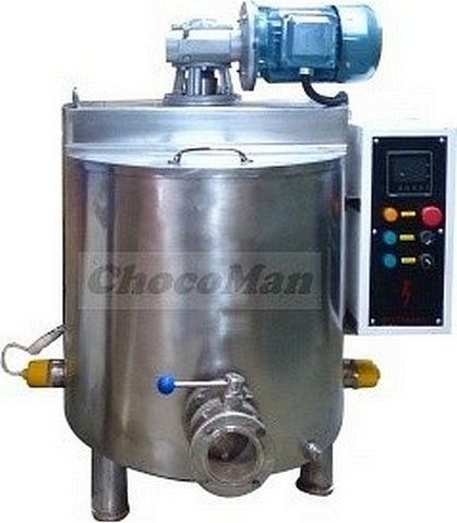 ChocoMan BWG 100 Chocolate Melting Machine cum Holding Tank - Mangharam Chocolate Solutions
