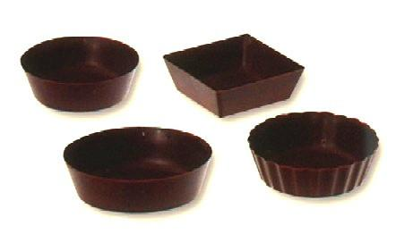 Mangharam Chocolate Dessert Cup Mould CC2112 - Mangharam Chocolate Solutions
