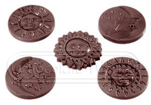 Chocolate Mould RM1415 - Mangharam Chocolate Solutions