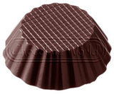 Polycarbonate Chocolate Dessert Cup Mould CC2152 from Mangharam - Mangharam Chocolate Solutions