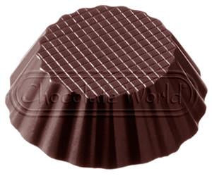 Chocolate Mould CC2152 - Mangharam Chocolate Solutions