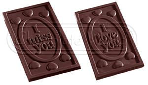 Chocolate Mould RM2211 - Mangharam Chocolate Solutions
