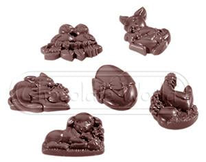 Chocolate Mould RM2275 - Mangharam Chocolate Solutions