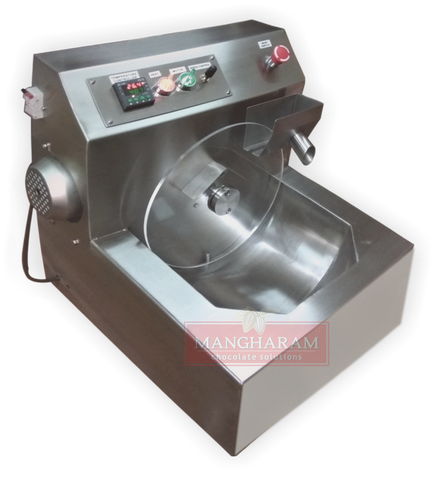 ChocoMan Star Chocolate Melting,Tempering & Moulding Machine - Mangharam Chocolate Solutions