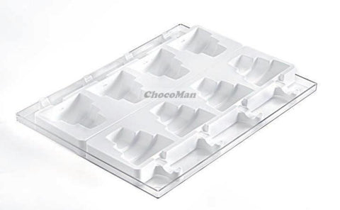 Ice-Cream Wedding Stick Mould ICE09 - Mangharam Chocolate Solutions