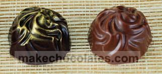 Chocolate Mould MA1037 - Mangharam Chocolate Solutions