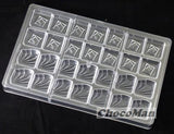 Chocolate Mould RA13759 - Mangharam Chocolate Solutions