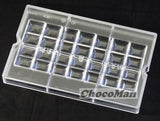Chocolate Mould RB9020 - Mangharam Chocolate Solutions