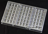 Chocolate Mould RM2110 - Mangharam Chocolate Solutions