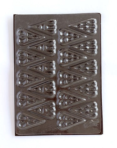 Mangharam Chocolate Garnish Mould RP 020