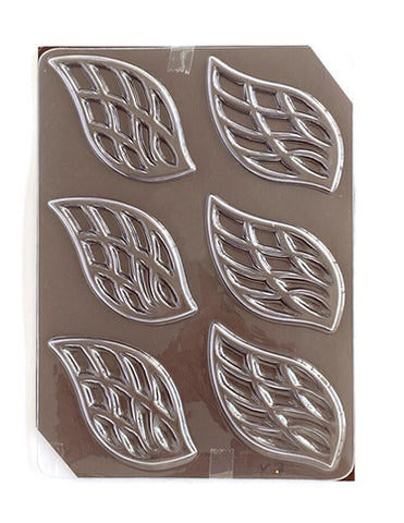 Mangharam Chocolate Garnish Mould RP 021