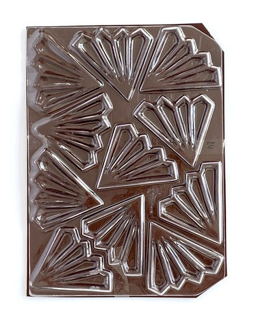 Mangharam Chocolate Garnish Mould RP 024