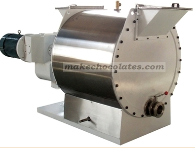 ChocoMan Chocolate Refiner Conche 40 for Bean to Bar Chocolate - Mangharam Chocolate Solutions