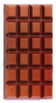 Chocolate Mould RB907 - Mangharam Chocolate Solutions