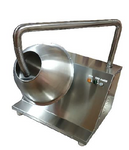 ChocoMan Spin Chocolate Coating & Panning Machine - Mangharam Chocolate Solutions