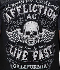 Affliction Inquistition S/S Tee