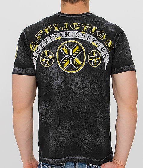 Affliction American Customs Arrow T-Shirt – Cowboys & Angels