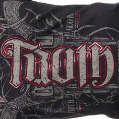 "Red Chapter ""Truth/Glory"" Black S/S Crew"