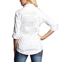 AFFLICTION PATROL L/S WOVEN