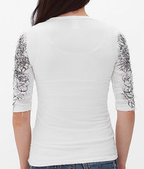 Angels & Diamonds Fleur Top