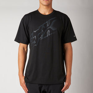 FOX LEAD SS TECH TEE BLACK