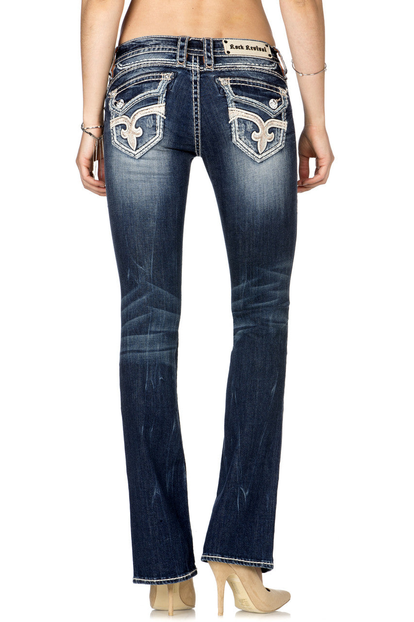 Rock Revival Kailyn B8 Boot Cut Jean