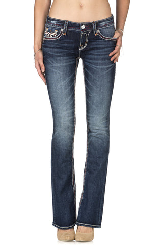 Rock Revival Fabiola B5 Boot Cut Jean
