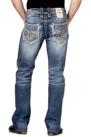 Rock Revival Nathan J4 Straight Cut Jean