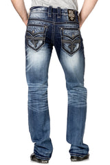 Rock Revival Melby Straight Cut Jean
