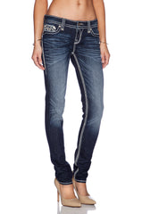 Rock Revival Erin Skinny Cut Jean