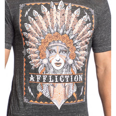 Affliction Tribes S/S Tribelend Tee