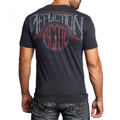 AFFLICTION WABASH S/S TEE