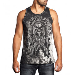 AFFLICTION TRUSTED TIME TANK