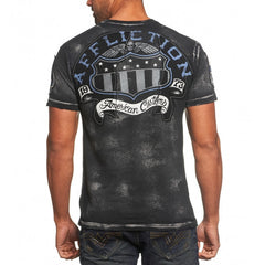 Affliction Night Strike S/S Tee
