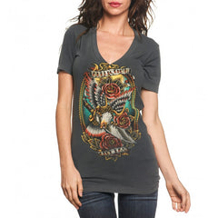 Affliction Slinger S/S V-Neck