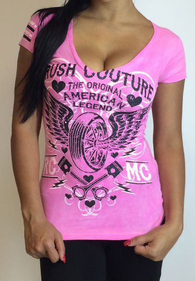 Rush Couture Fly High