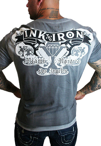 Rush Couture Ink & Iron