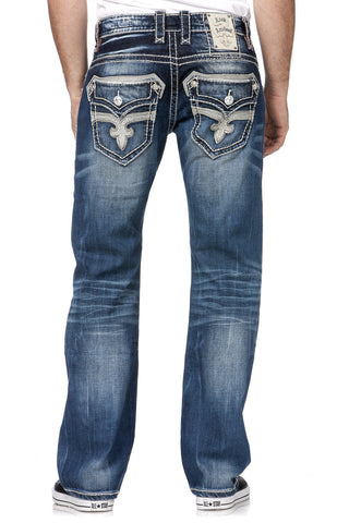 Rock Revival Dan Boot Cut Jean