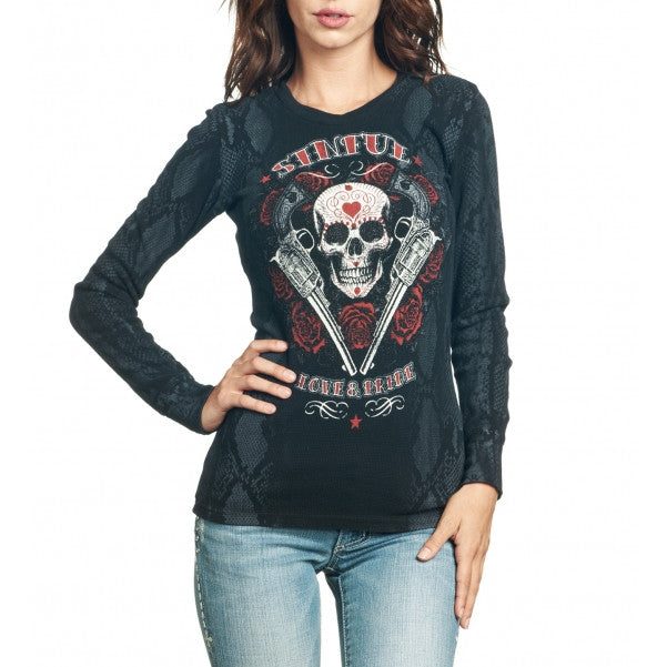 Sinful Bandita L/S Thermal