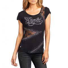 Sinful Skittles Cap Sleeve Top
