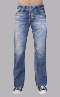 BIG STAR UNION REGULAR STRAIGHT JEANS HMUNI1SV