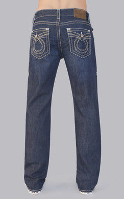BIG STAR UNION REGULAR STRAIGHT JEANS HMUNFMLT
