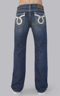 BIG STAR PIONEER REGULAR BOOT JEANS HMPIO1RW