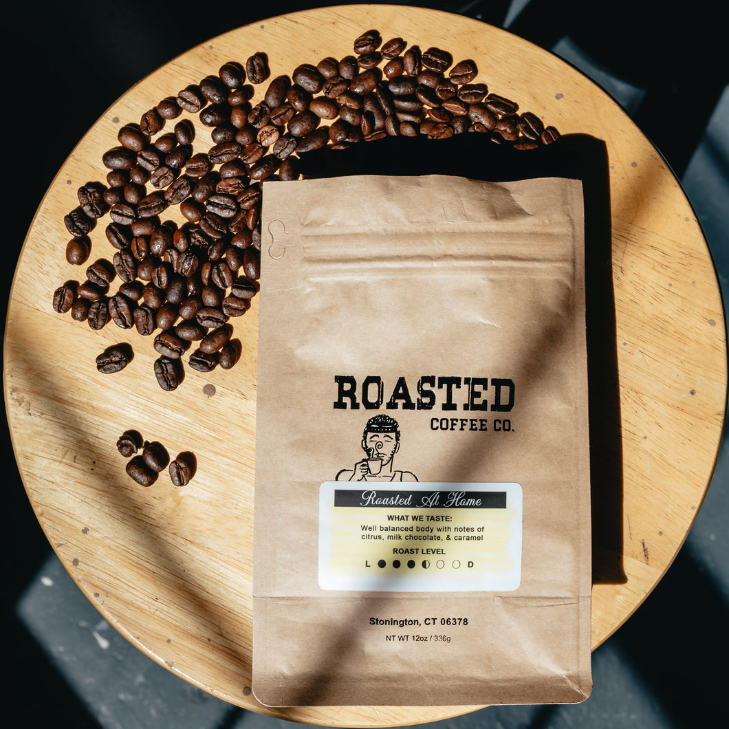 Roasted At Home - 12oz