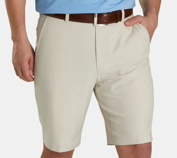 DESERT WILLOW FootJoy Men's Golf Short - Stone
