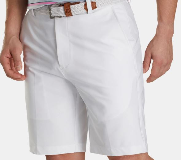 DESERT WILLOW FootJoy Men's Golf Short - White