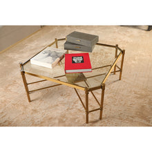 Load image into Gallery viewer, Lavasa Center Table - Gold