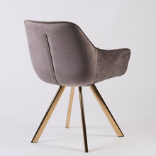 Load image into Gallery viewer, Rhombus Hugo Armchair - Grey
